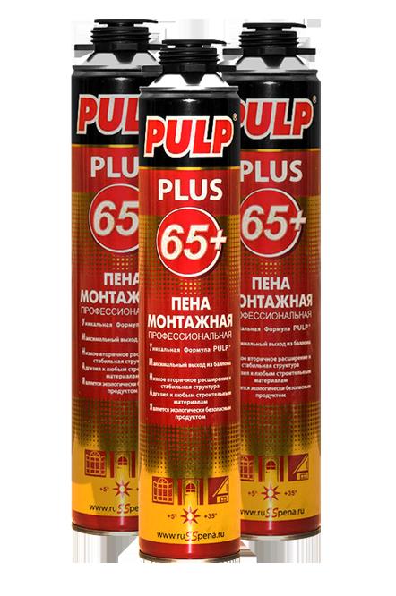 pulp plus 65+